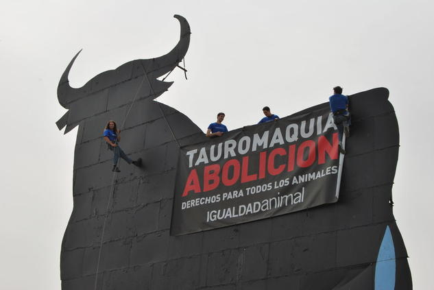 TAUROMAQUIA ABOLICION Color (Digital) Other Themes