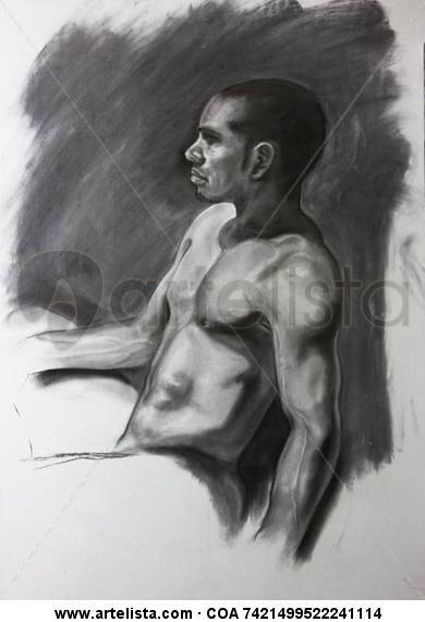 estudio desnudo masculino