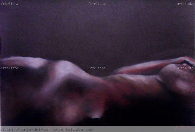 PIEL Oil Paper Nude Paintings