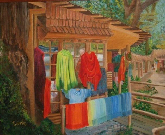 ponchos y mantas