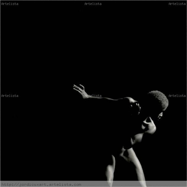 Homenaje al Negro ref.: 03_166_05 Blanco y Negro (Química) Conceptual/Abstracto