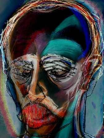 Jose Marti expresionista 4