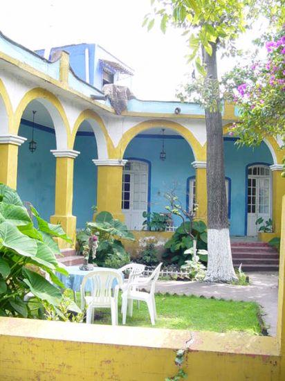 Jardines la casa azul de xochimilco for Jardin xochimilco