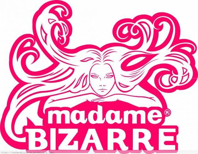 Logotipo Madame Bizarre