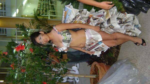 vestuarios de reciclaje