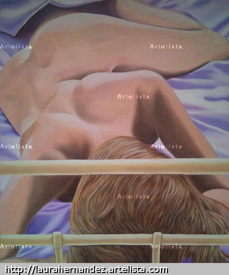 Desnuda Canvas Oil Nude Paintings
