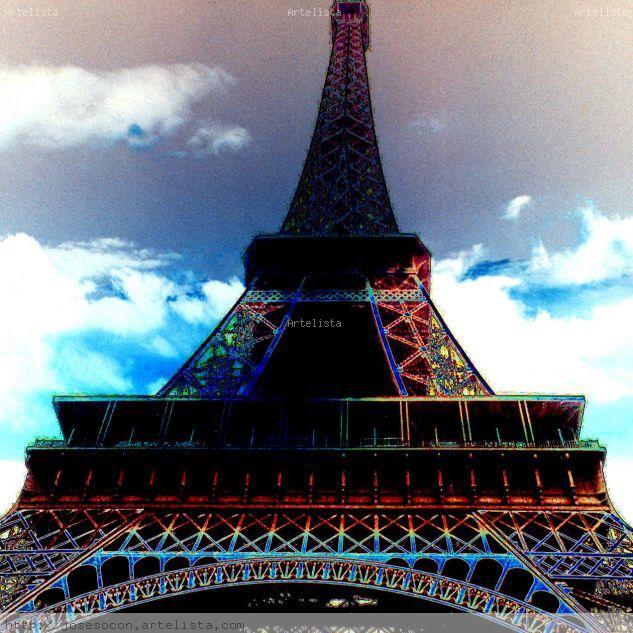 Serie Atardeceres (39893) Arquitectura e interiorismo Color (Digital)