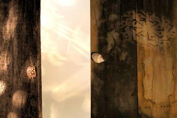 La verdad es un destello que traspasa tus muros II Naturaleza Blanco y Negro (Digital)
