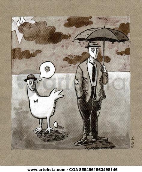 buster y el huevo