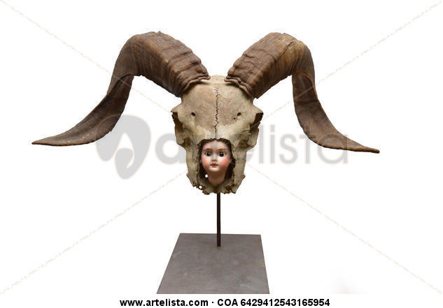 Nefertitti Cerámica Figurativa