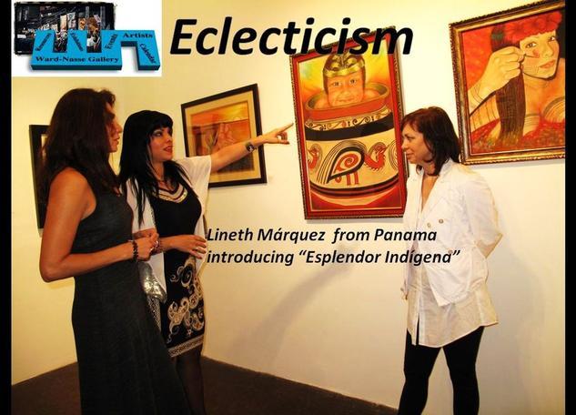 Lineth Márquez Eclecticism Ward Nasse Gallery Blanco y Negro (Digital) Fotoperiodismo y documental