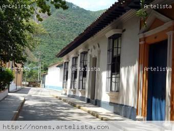 Casa Colonial en Choroní Arquitectura e interiorismo Color (Digital)