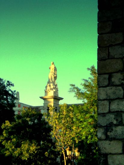 Plaza de la inmaculada sevilla ana belen s ramirez for Todo pintura sevilla