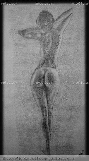 Otro Desnudo Grafito