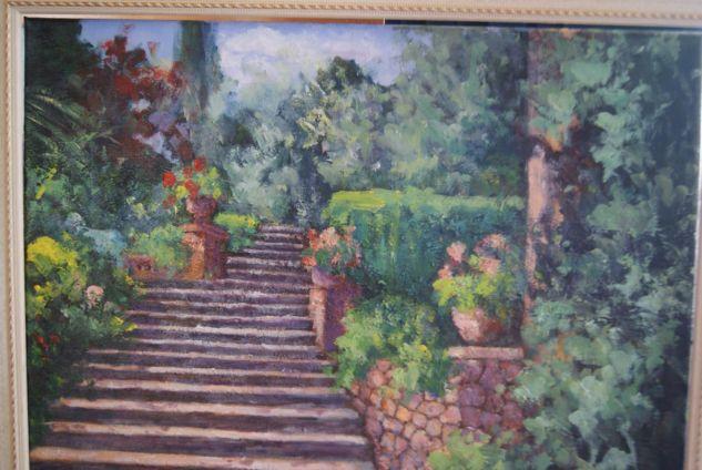 Escaleras jardines alfabia francisco villar fuster for Escaleras villar