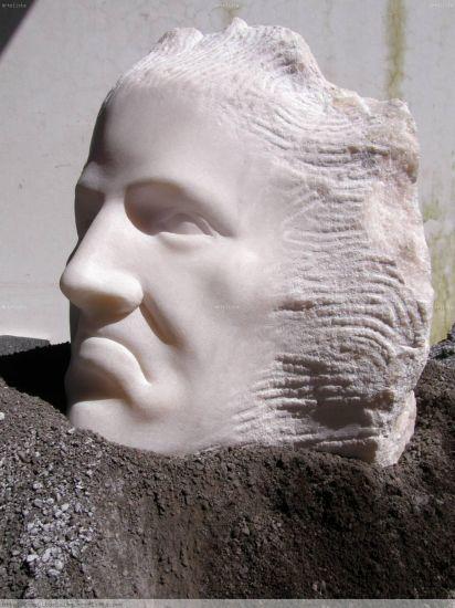 Mascarón 1 Piedra Figurativa