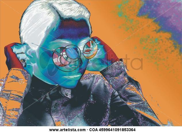 OPTICAS Color (Digital) Retrato