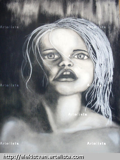 Child Charcoal