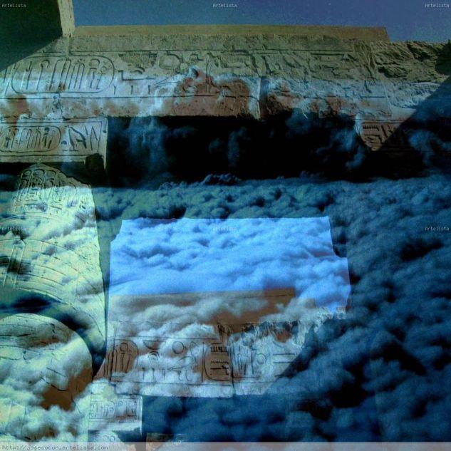 Tiempos pasados 1. Vergangene Zeiten 1. Arquitectura e interiorismo Color (Digital)