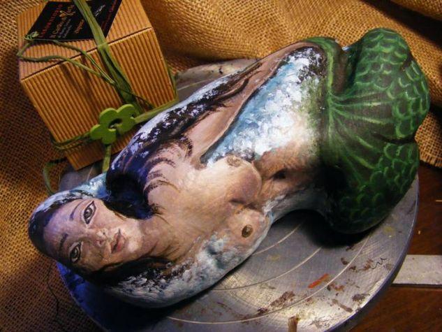 Sirena Acrílico Otros Figura