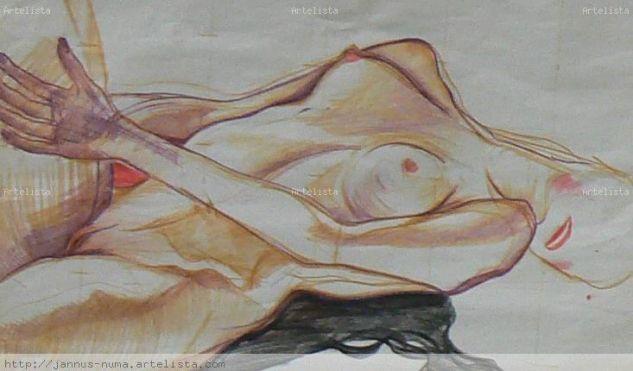 Dibujo. Erotico