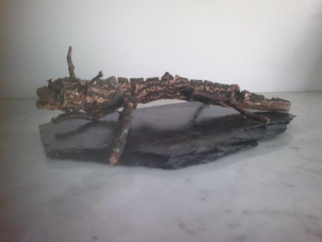 lagartor Cerámica Figurativa