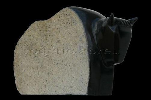 Possibilidades de touro Piedra Figurativa