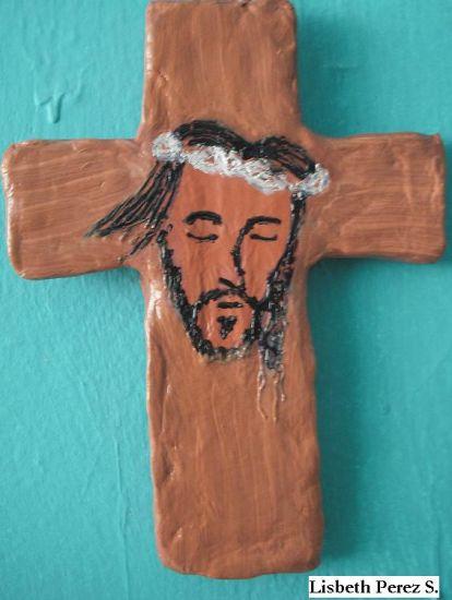 Cruz de Jesus Otros Figurativa