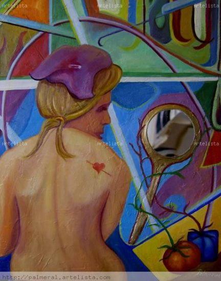 Adultera del espejo