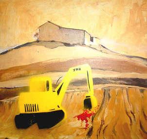 tractor assassi