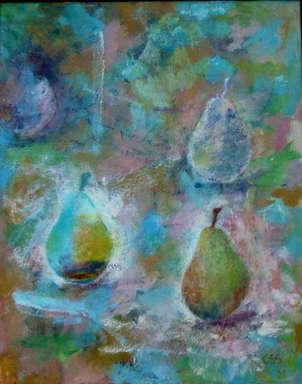 peras y color