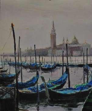 barcas de venecia