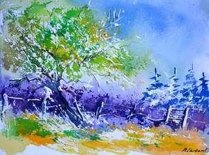 watercolor 615051