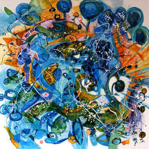 avatar radu 2, abstract by e.bissinger