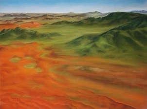 montañas de africa