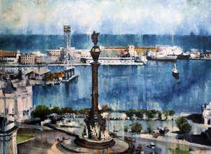 puerto de barcelona-colón
