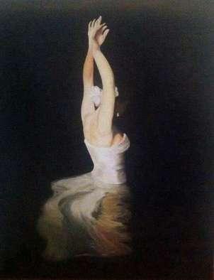 bailarina en el agua