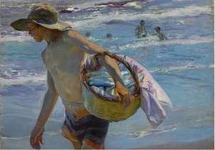 pescador joaquin sorolla
