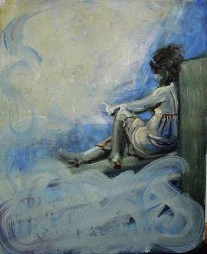 in blue: idea