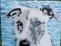 Piruquiña Stencil