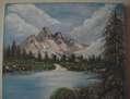 Montañas de Ross