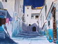 Chefchaouen ( Marruecos )