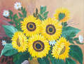 GIRASOLES Y ROCO