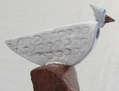 Escultura Afrobrasileira - Deodato e seu pássaro