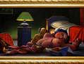 LA muñeca inflable - (enmarcado)