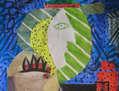 Collage de obra Picasso 2