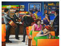 Bar con mariachis