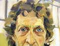 Retrato del pintor Yigal Noach.