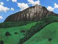 Montanha no Caminho para Mauá