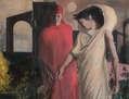 Dante y Virgilio (encuentros)